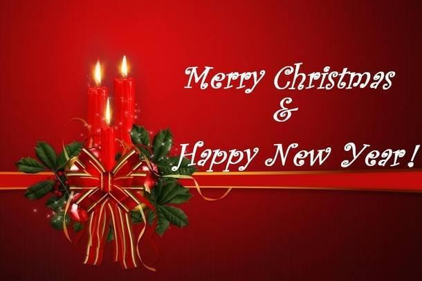 25 декабря и 1 января - Рождество и Новый год