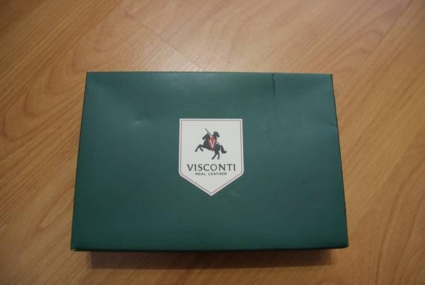 Коробка с обложкой для паспорта с британского Amazon.co.uk