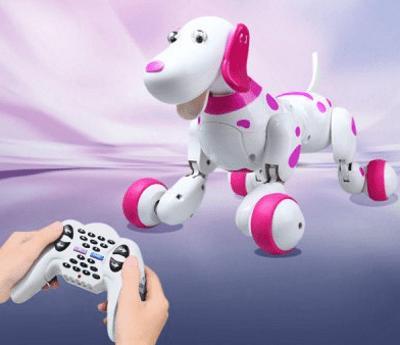 Собака-робот с GearBest