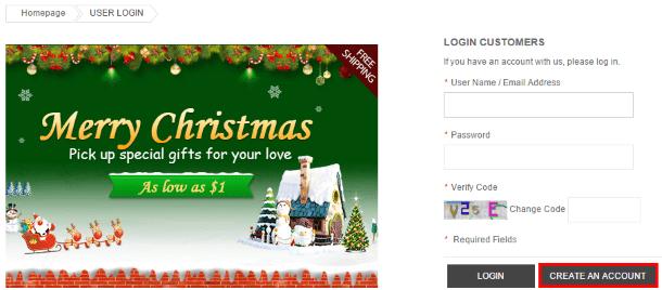 Как покупать на DD4.com - начало регистрации