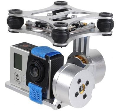 Бюджетный стабилизатор для экшн-камер