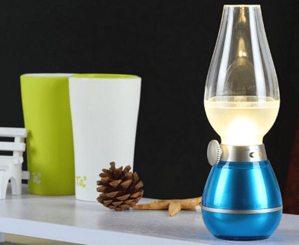 Электронная имитация керосиновой лампы с Aliexpress