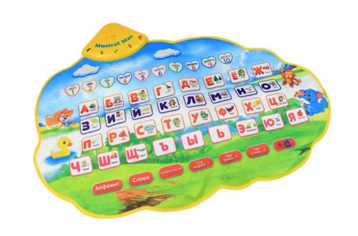 Коврик-алфавит для развития ребёнка