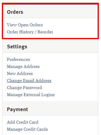 Отслеживание статусов заказов в персональном разделе FragranceX.com