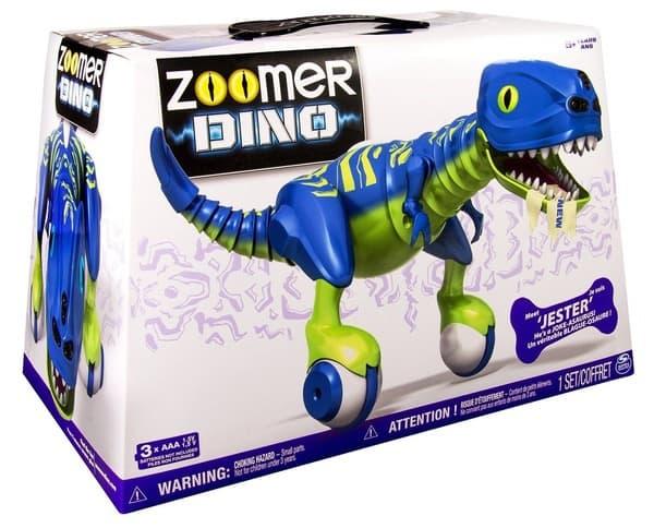 Робот-игрушка в форме динозавра, купленная на eBay