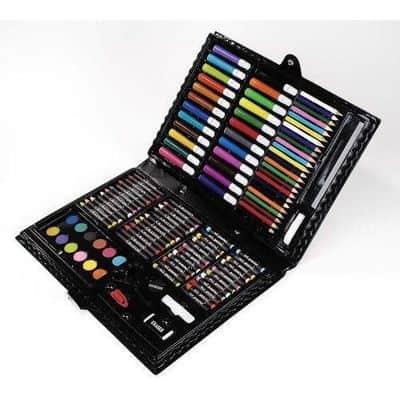 Очень большой набор фломастеров, карандашей и красок всего за $10