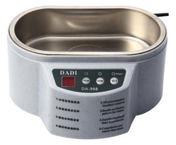 Ультразвуковая ванночка для очистки бижутерии и аксессуаров