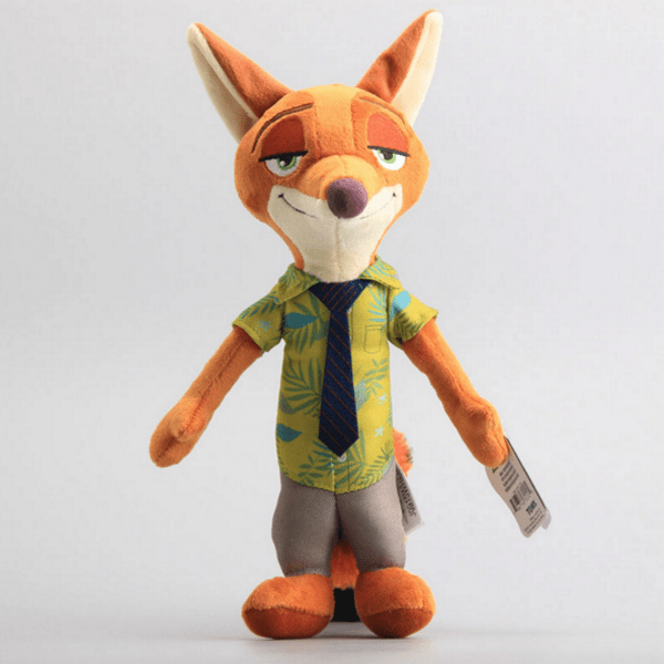 """Мягкая игрушка-лис из """"Зверополиса"""""""
