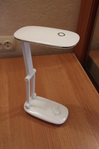 Внешний вид настольной лампы с BangGood.com