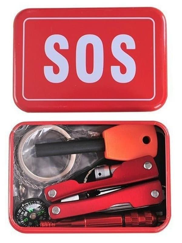 Набор для выживания SOS с ChinaBuye