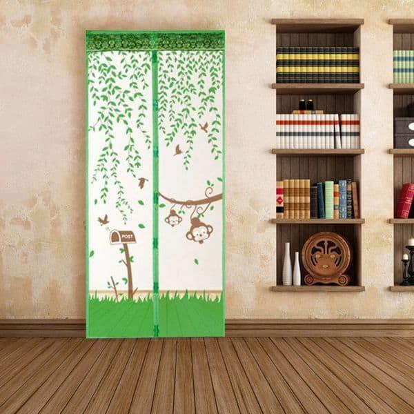Антимоскитная дверная занавеска с Aliexpress