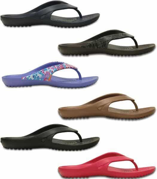 Прочные и лёгкие шлёпанцы Crocs, купленные на eBay