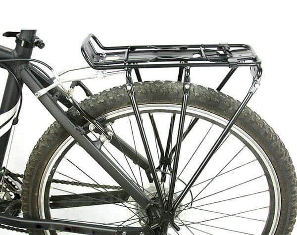 Покупка и установка универсального велосипедного багажника