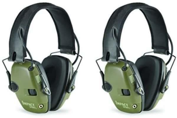 Активные наушники для защиты слуха Howard, купленные на eBay