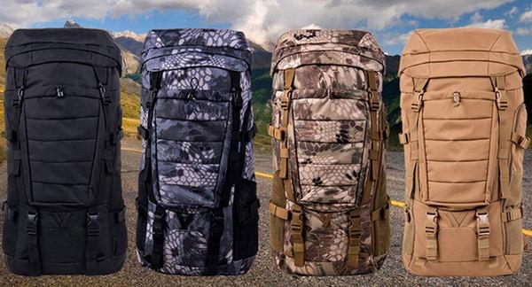 Туристический рюкзак с GearBest