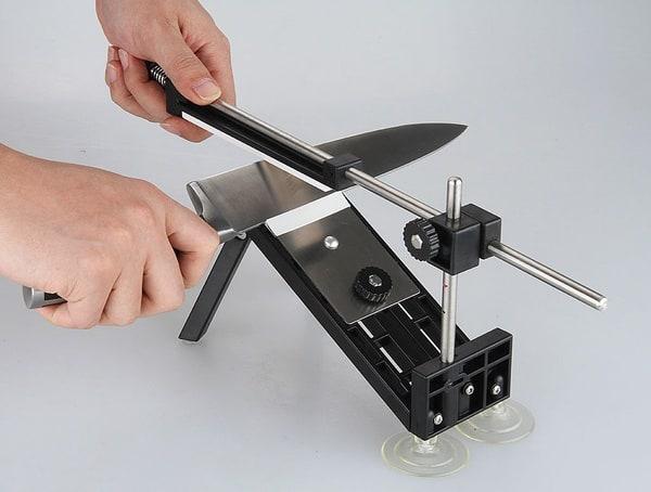 Установка для профессиональной заточки ножей