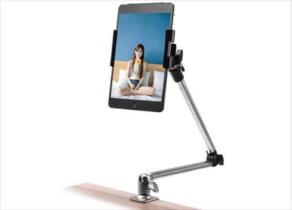 Телескопический держатель планшета с GearBest
