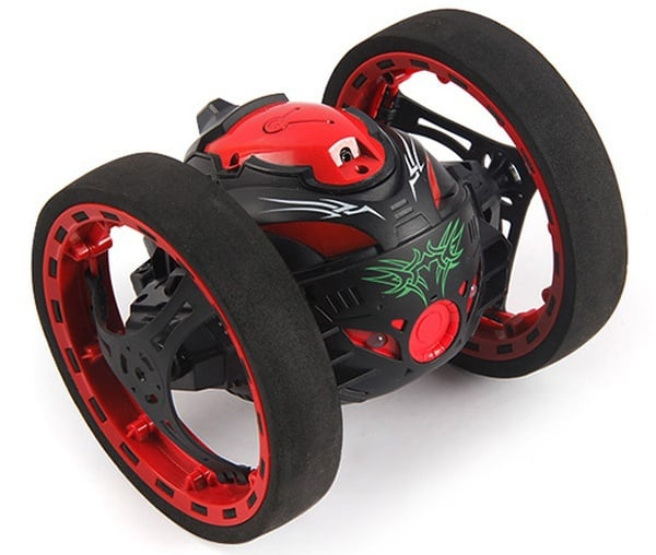 2-колёсный робот-попрыгун с GearBest