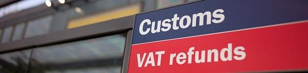Возврат VAT через отметку на таможенной декларации