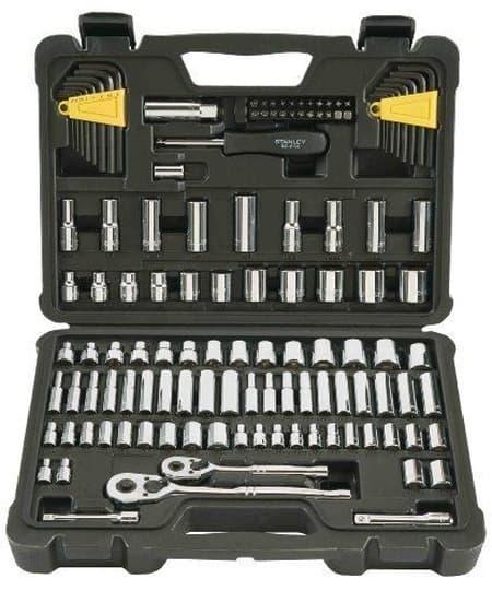 Набор инструментов Stanley из 123 предметов