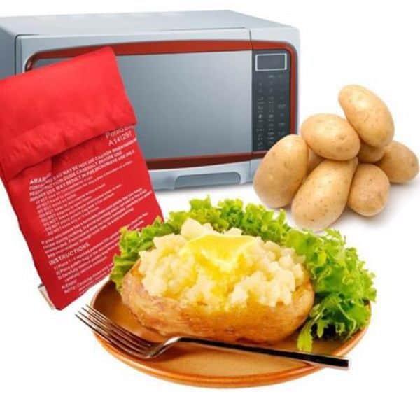 Кулинарный мешок для микроволновок