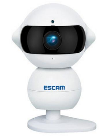 IP-камера в виде головы эльфа с BangGood