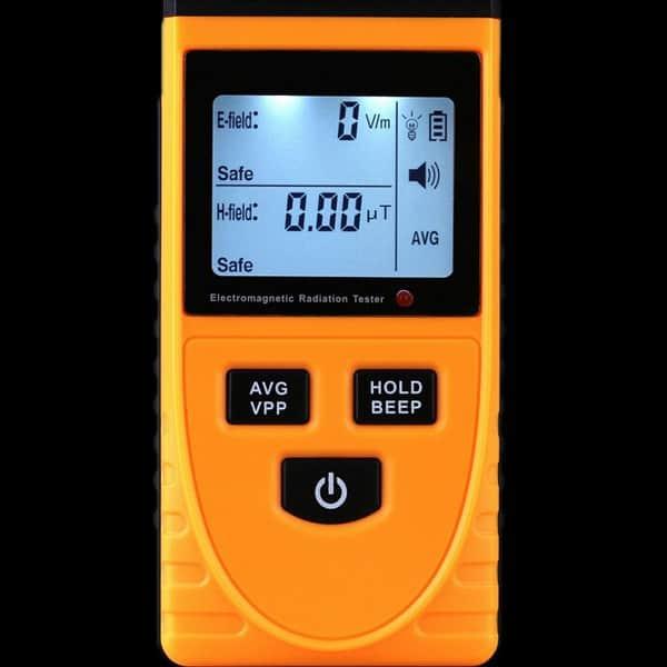 Бытовой электромагнитный детектор с TomTop