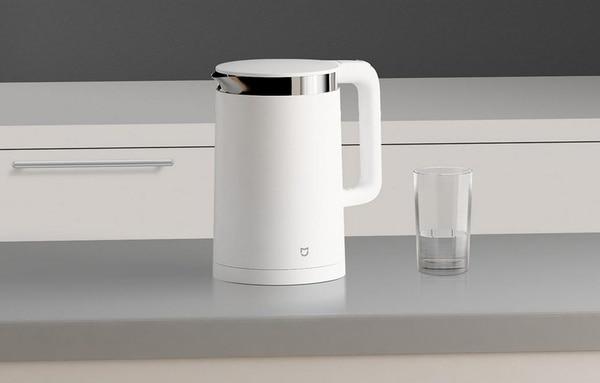 Смарт-чайник от Xiaomi, купленный на GearBest