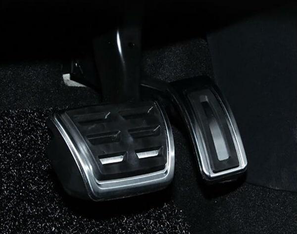 Защитные накладки на педали автомобилей VW