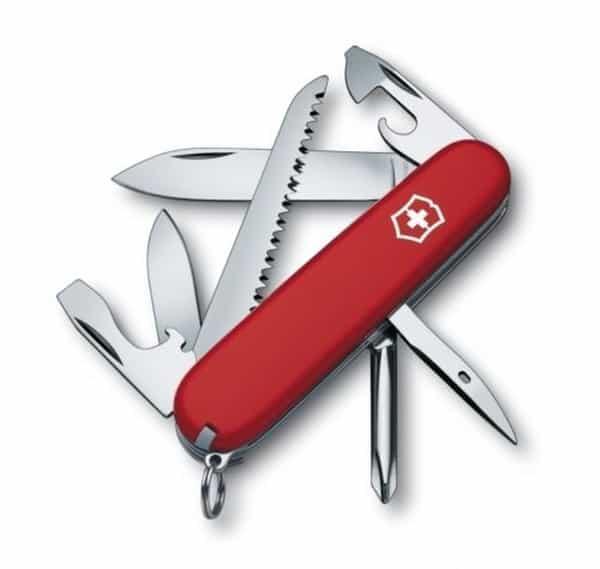 Настоящий швейцарский нож Victorinox, купленный на eBay