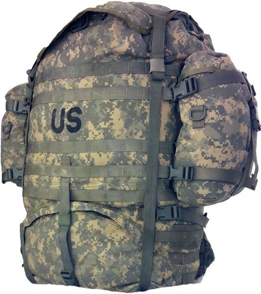 Большой армейский рюкзак из США