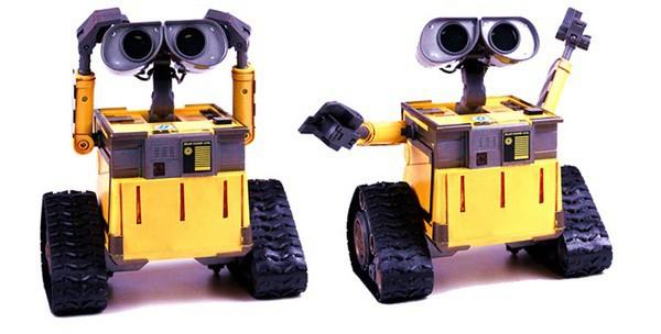 Робот-игрушка по мотивам мультфильма ВАЛЛ-И
