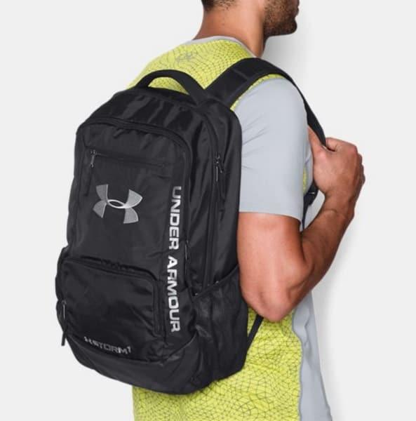 Стильный городской рюкзак Under Armour, заказанный на eBay