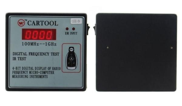 Измеритель частоты работы пультов дистанционного управления