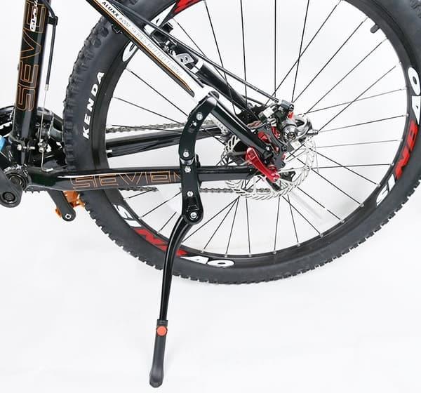 Качественная подножка для велосипеда