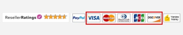 Доступные способы оплаты в зарубежных интернет-магазинах