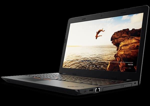 Ноутбук Lenovo ThinkPad E570, заказанный из США