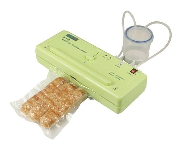 Приспособление для вакуумной упаковки продуктов