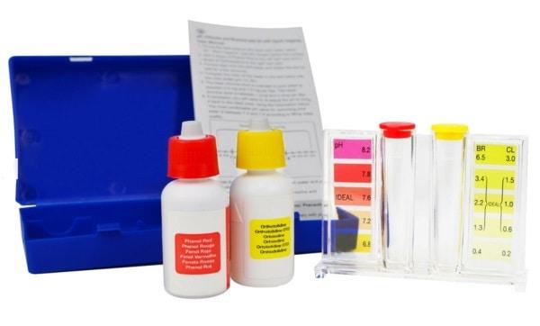 Набор для определения качества воды в домашних условиях