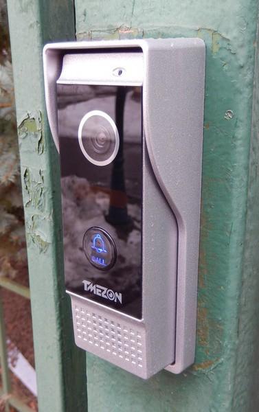 Видеоглазок, работающий по Wi-Fi