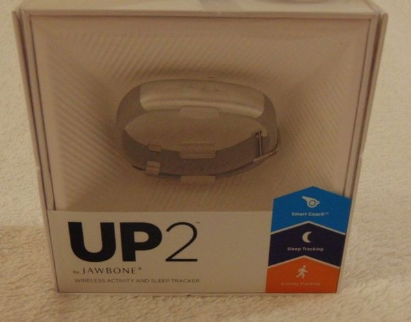 Слип-трекер Jawbone UP2, купленный на eBay