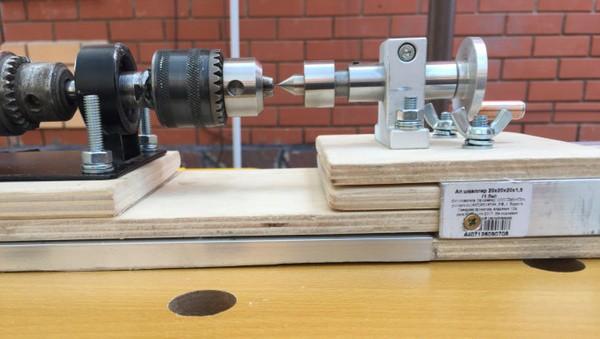 Самостоятельная сборка токарного станка из деталей, купленных на Aliexpress