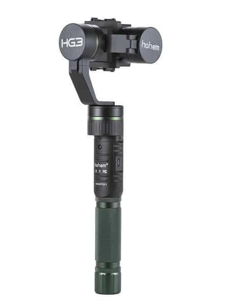 Универсальный стабилизатор для экшн-камер Hohem HG3