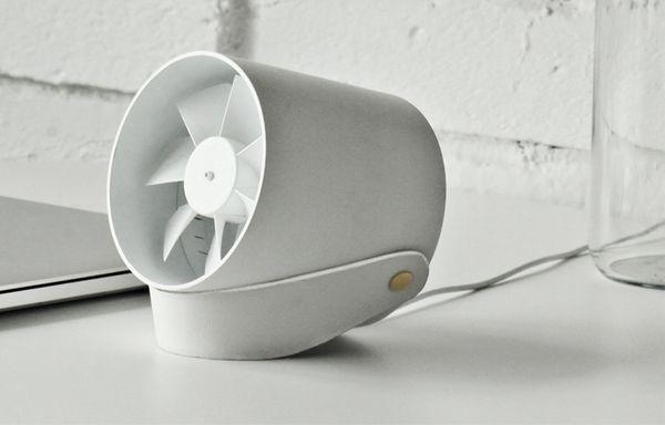 Вентилятор с бесконтактным управлением, заказанный на GearBest