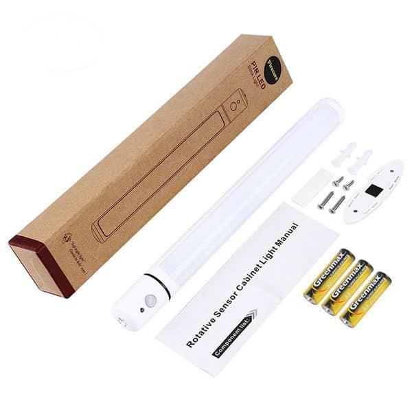 Автоматический светильник в шкаф, заказанный на Aliexpress