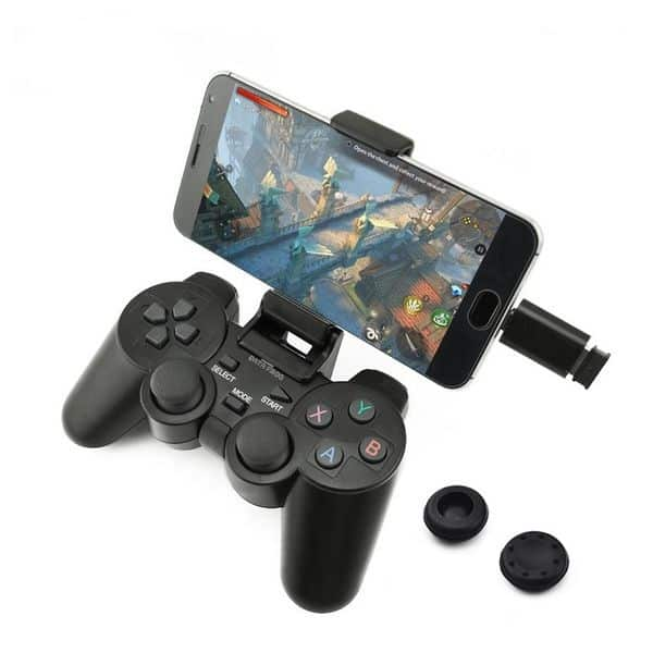 Недорогой геймпад для смартфонов в стиле PS