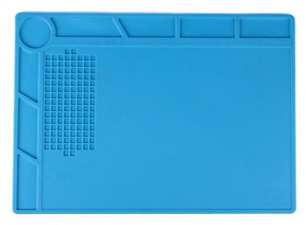 Силиконовый паяльный коврик для любителей микроэлектроники