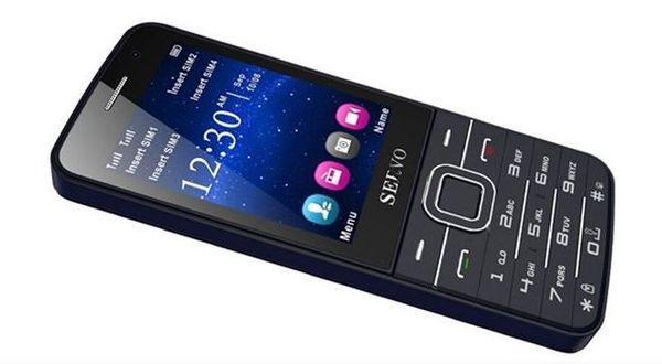 Четырёхсимочный телефон с BangGood