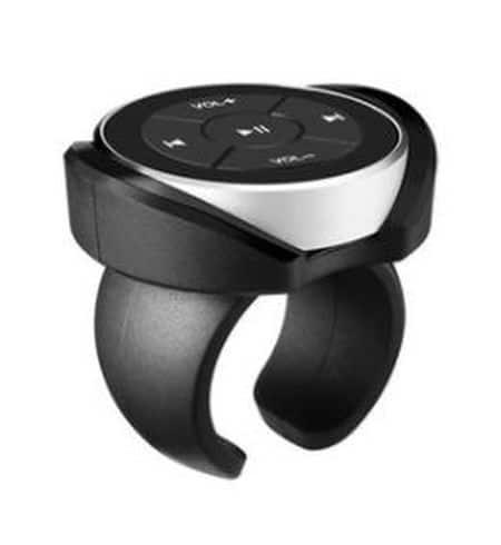 Bluetooth-кнопка для управления музыкой