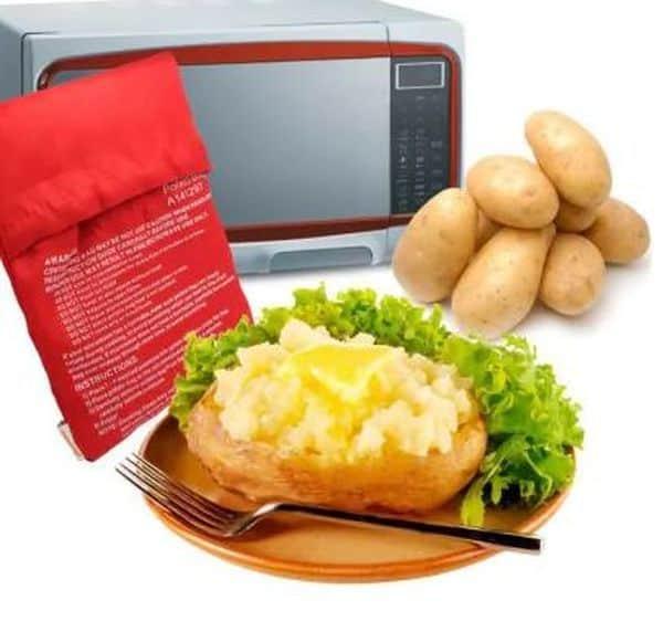 Мешочек для варки картофеля в микроволновке PotatoExpress